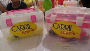 Carrie Junior Hair Workshop