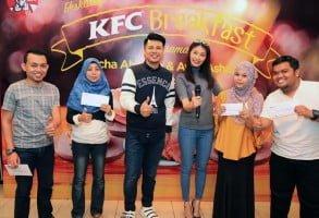 """KFC Sarapan Bersama Schawal"""