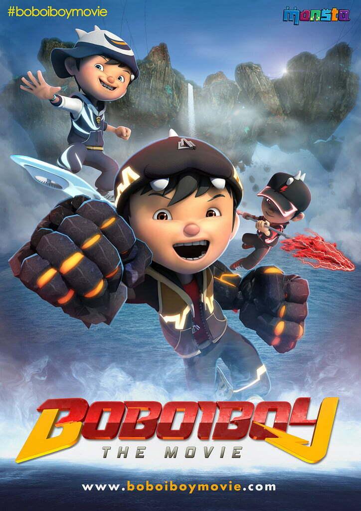Boboiboy: The Movie (2016) - Film Semi lk21 Nonton Movie