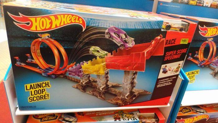 Hot Wheels® Track Builder System