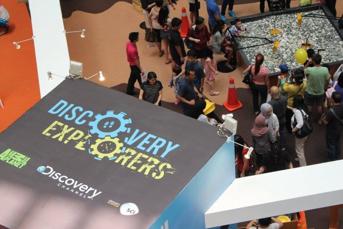 Discovery Explorer di Sunway Pyramid