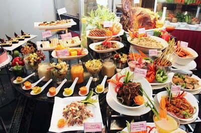 Hi-Tea Istimewa Hari Ibu di Grand Bluewave, Shah Alam