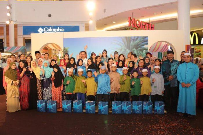 Ramadhan di eCurve Bersama Kanak-anak Badan Kebajikan Siti Khadijah