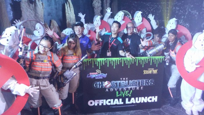 Ghostbusters Adventure Live Blast Into Sunway Lagoon