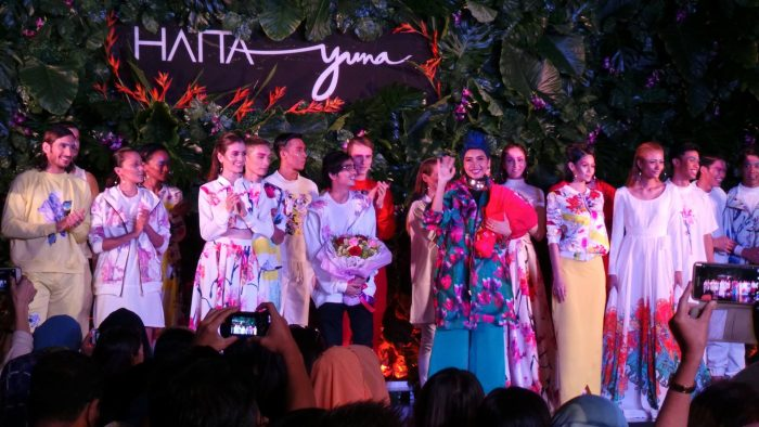 Nouva Flora - Kolaborasi FashionValet X HATTA YUNA