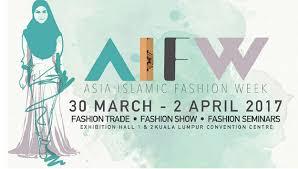 Asia Islamic Fashion Week 2017 (#AIFW2017)