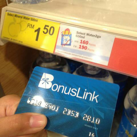 Guna Bonuslink Kad Anda di Shell Untuk Redeem & Tebus