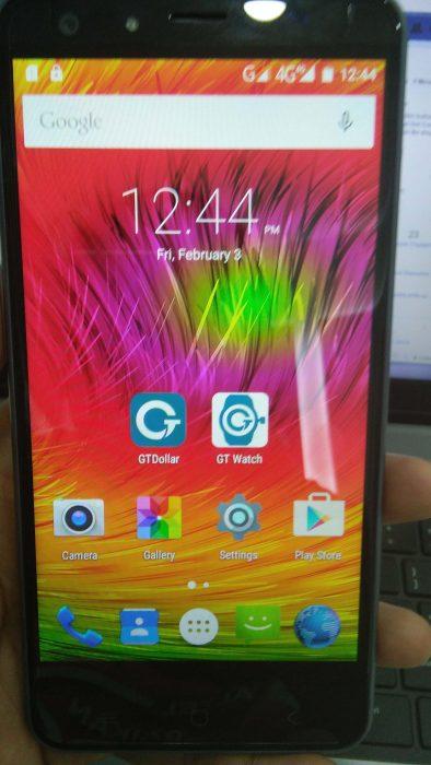 GT-888 Dari GT Group ; Smartphone Review
