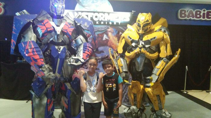 """Transformers Mania Hits At Midnight Maddness; Toys """"R"""" Us-Mid Valley Megamall"""