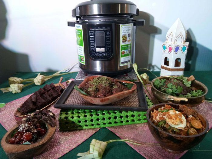 Philips All-In- One Pressure Cooker Menjanjikan Hidangan Raya TerpantasPhilips All-In- One Pressure Cooker Menjanjikan Hidangan Raya Terpantas