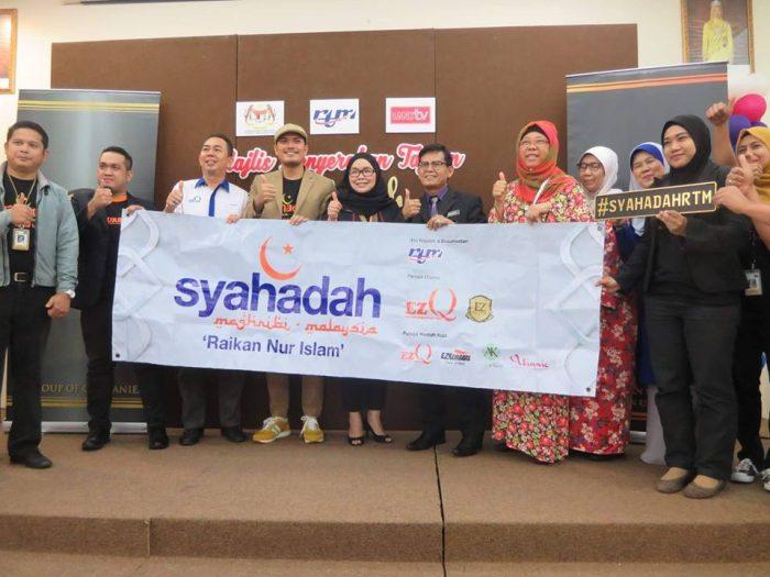 Syahadah Musim Ke 12 Bakal Bertemu Kembali di Ramadan 2017