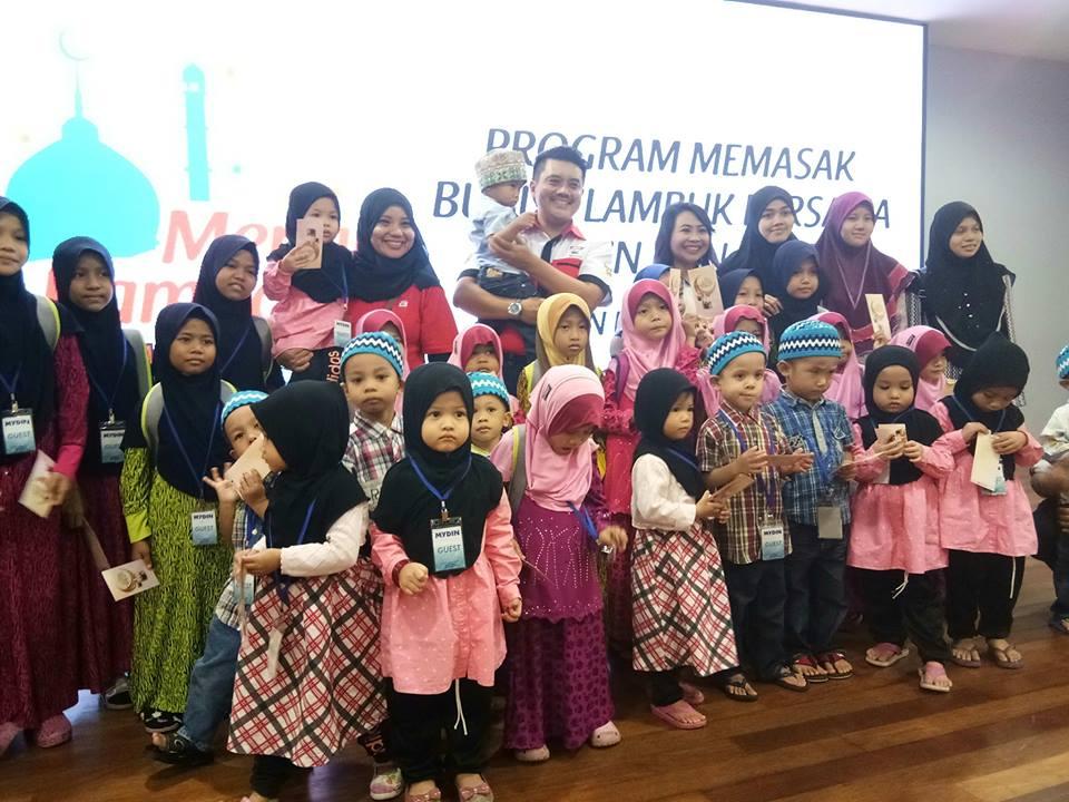Bubur Lambuk ADABI Bersama MYDIN Sempena Ramadan 2017