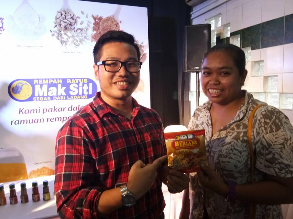 Resipi Nasi Beriyani Ayam Mudah Dari Rempah Mak Siti