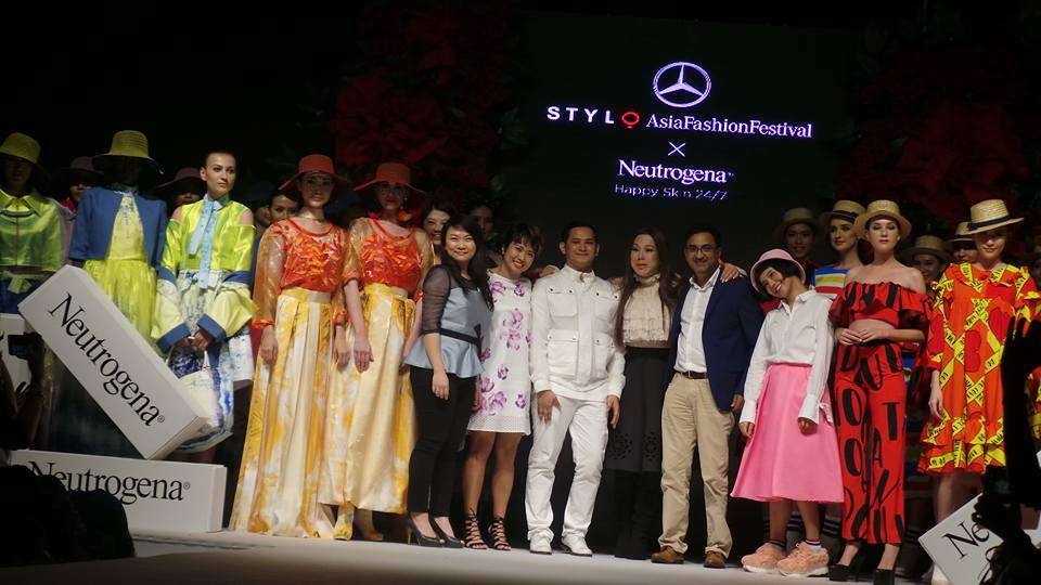 Neutrogena X Mercedes-Benz STYLO AsiaFashionFestival