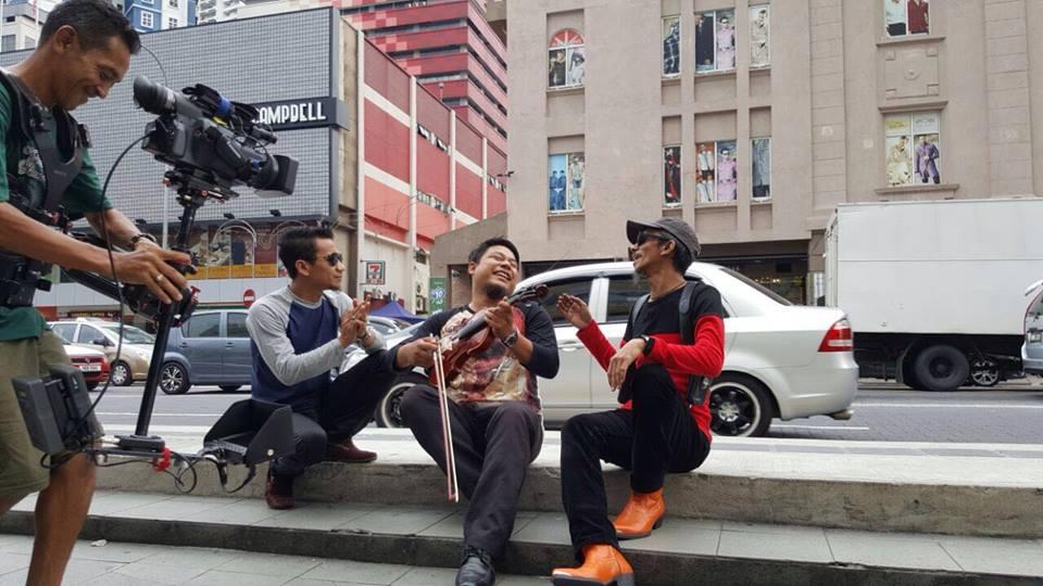 """Travelog Jelajah Busking TV1 - """"Buskers Bersama Saiful Apek"""""""