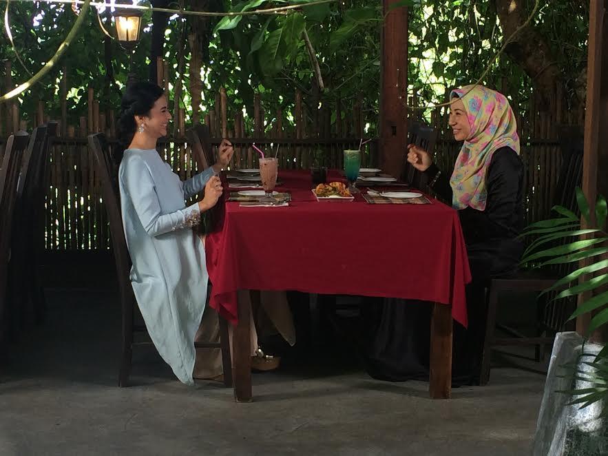 """""""Aduh Emak Kahwinkan Aku 2"""" Bersama Fouziah Gous di TV1"""