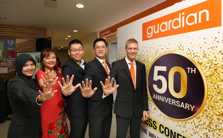 Ulangtahun ke-50 Guardian Malaysia , Matlamat Sahabat Sejati Selamanya