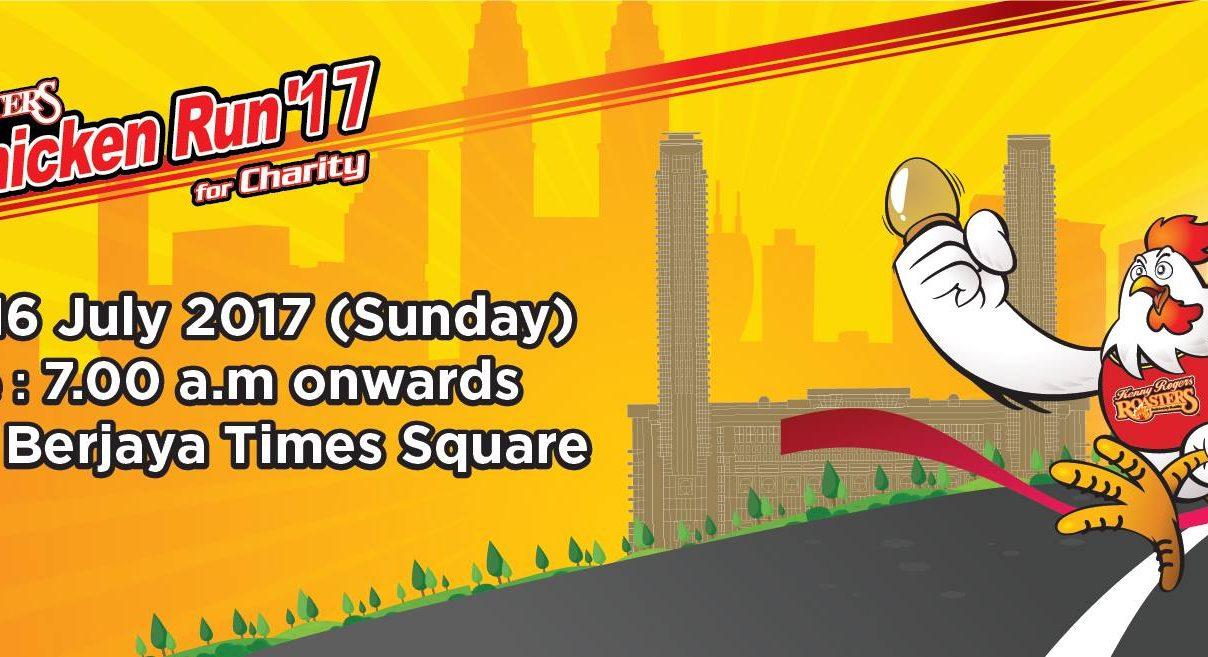 Roaster's Chicken Run 2017 Kumpul RM 700,000 Untuk ...