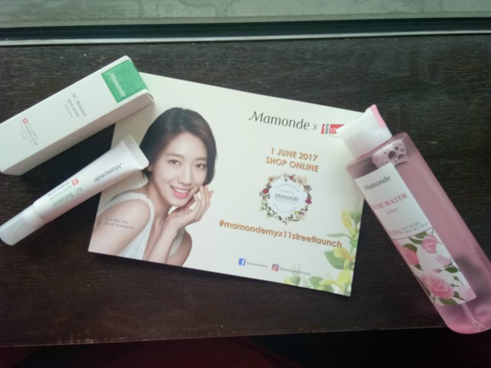 Mamonde Malaysia X 11 Street ; Check Out Latest Promotion