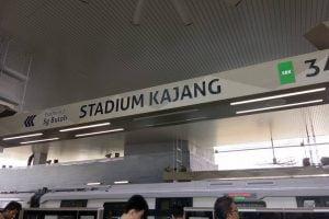 Singgah MRT Stadium Kajang Untuk Makan Satay