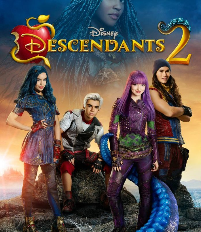 Descendants 2 Premiering Sunday, 20 August at Astro 615