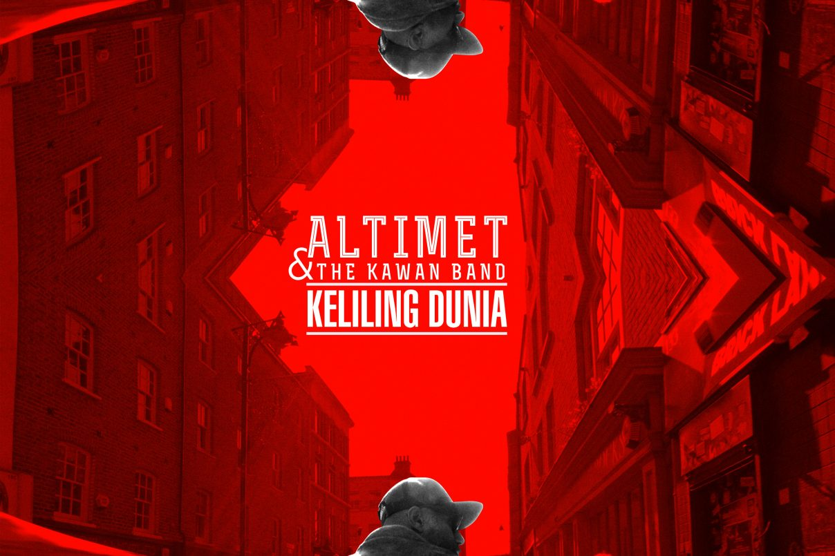 Album Keliling Dunia Bersama Altimet & The Kawan Band