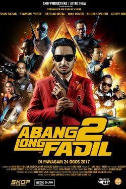 Abang Long Fadil 2 Kembali di Pawagam Mulai 24 Ogos 2017