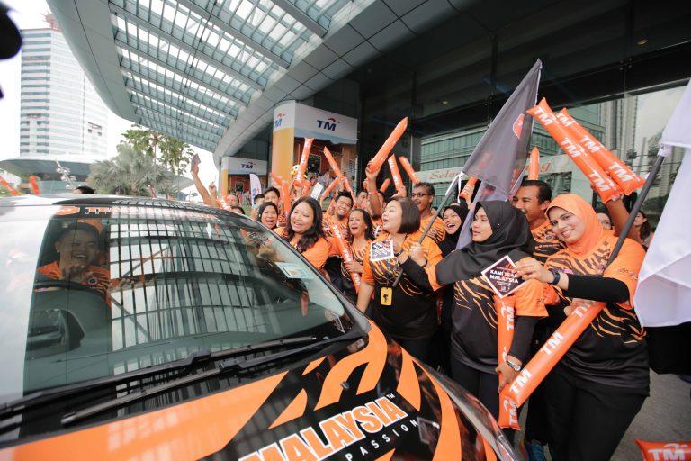 Telekom Malaysia Penaja Platinum Sukan SEA ke-29