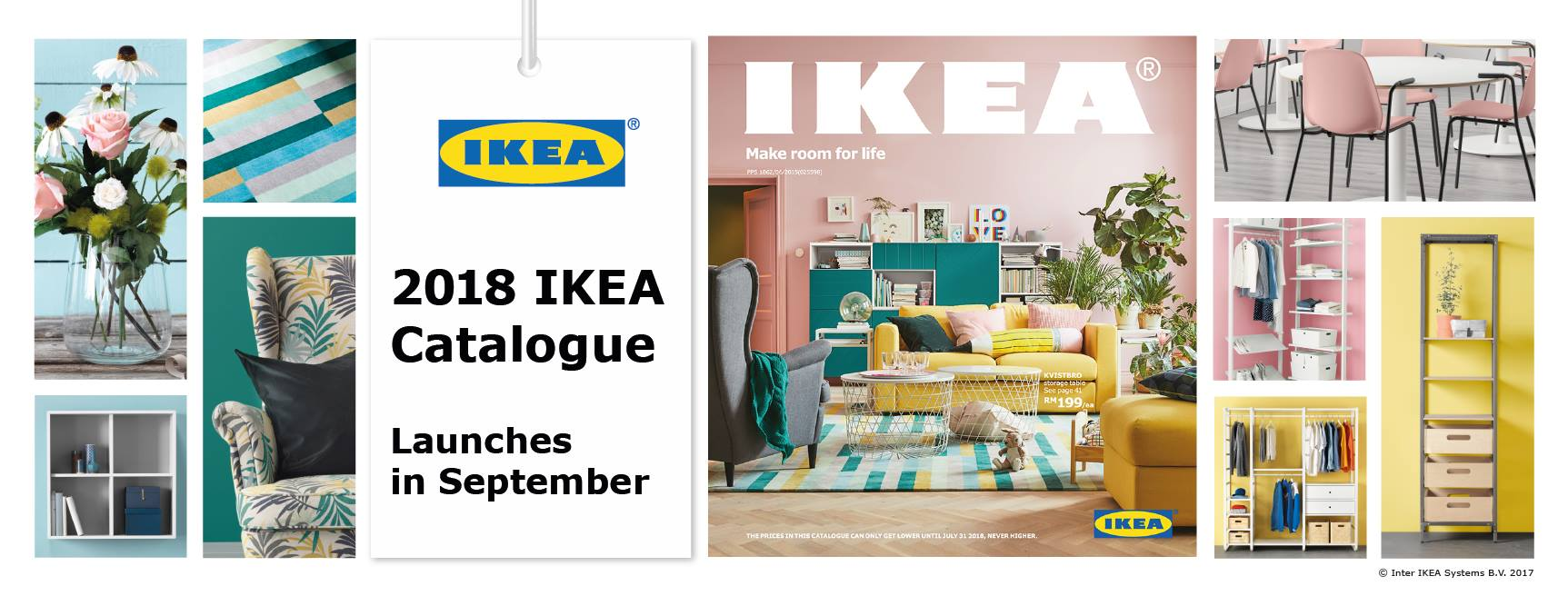 the 2018 ikea catalogue is here so get your copy now. Black Bedroom Furniture Sets. Home Design Ideas