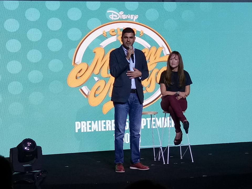 Disney Malaysia's First Mouseketeers Premiere at Astro Ch 615, 15.9.17