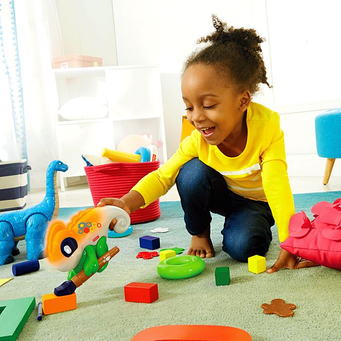 Latest Fisher-Price - Inspiring Little Learners To Think Big