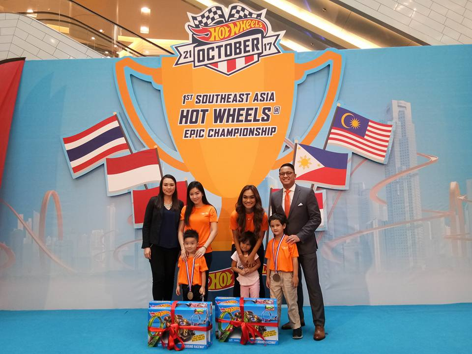 Hot Wheels® first Southeast Asia Epic Championship 2017