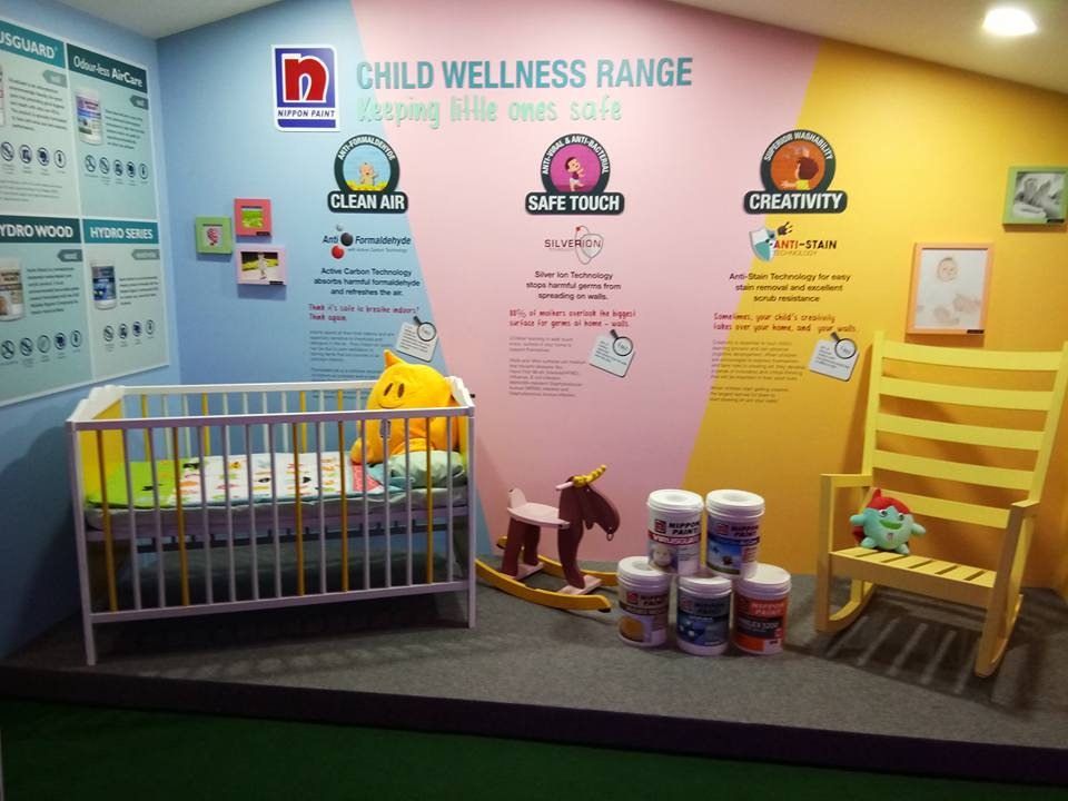 Official Launch of Nippon Paint's Child Wellness Programme