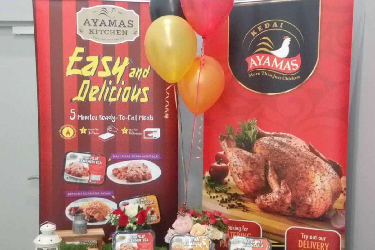 Dapatkan Produk Ayamas Ready To Eat (RTE) Di Kedai Ayamas