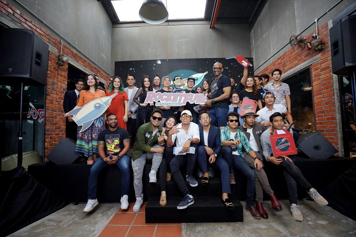 Rocketfuel Entertainment Cetuskan Influencer Dalam Dunia Digital