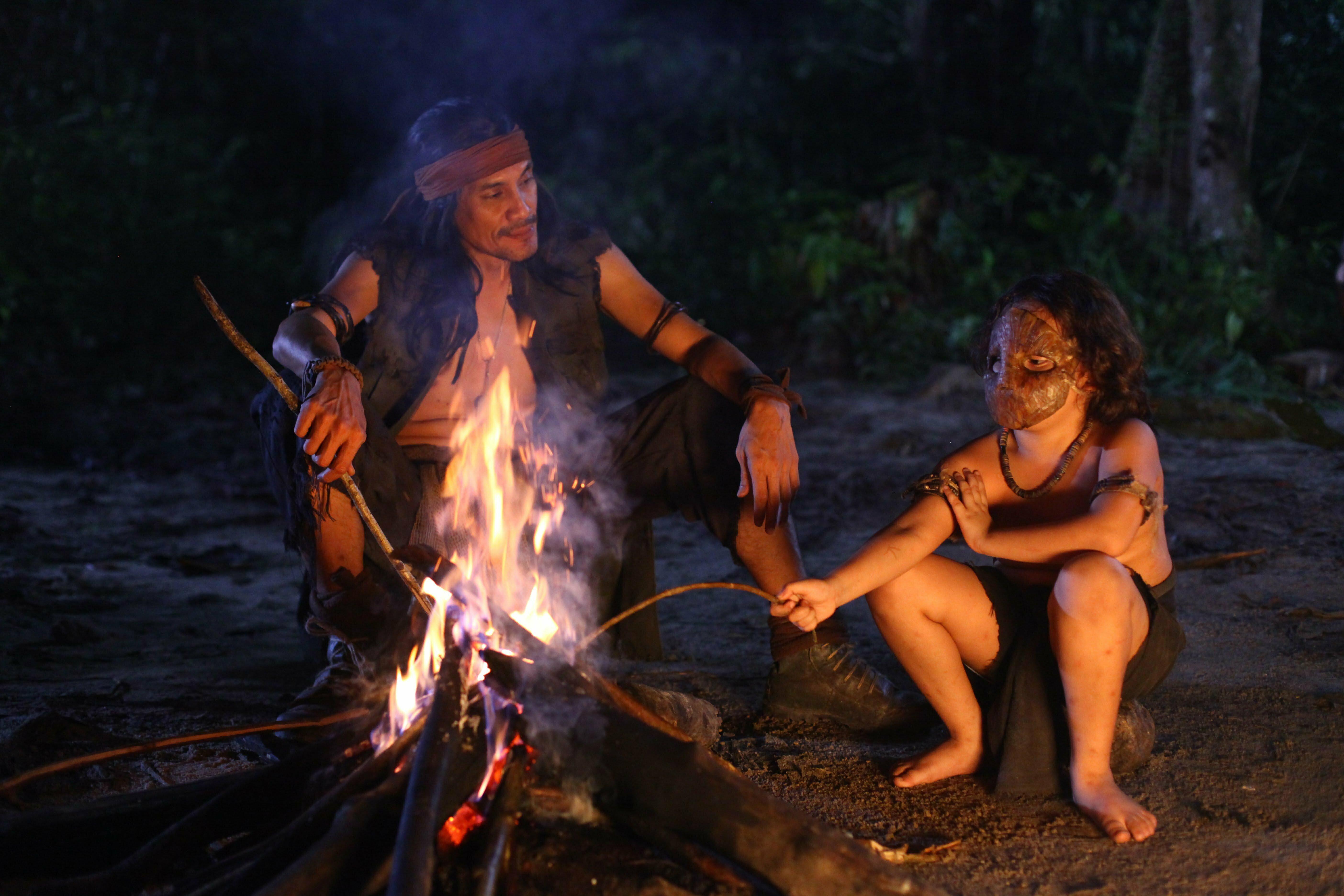 Tombiruo - Penunggu Rimba Bakal Beraksi Di Layar Perak Mulai 12 Okt 17