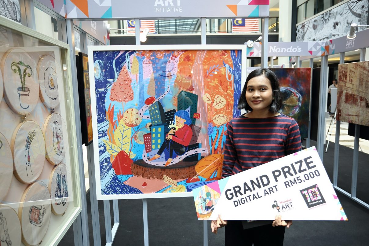 The Nando's Art Initiative , A Decade Long Celebration Of Creative Youth