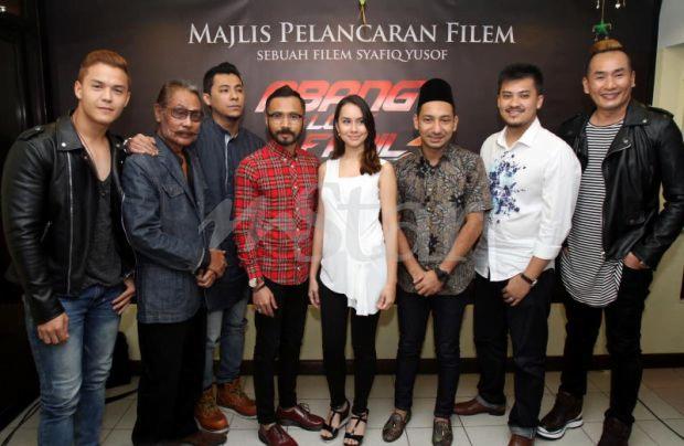 Abang Long Fadil 2 , Catat Sejarah Tangga Pertama Box Office Malaysia !
