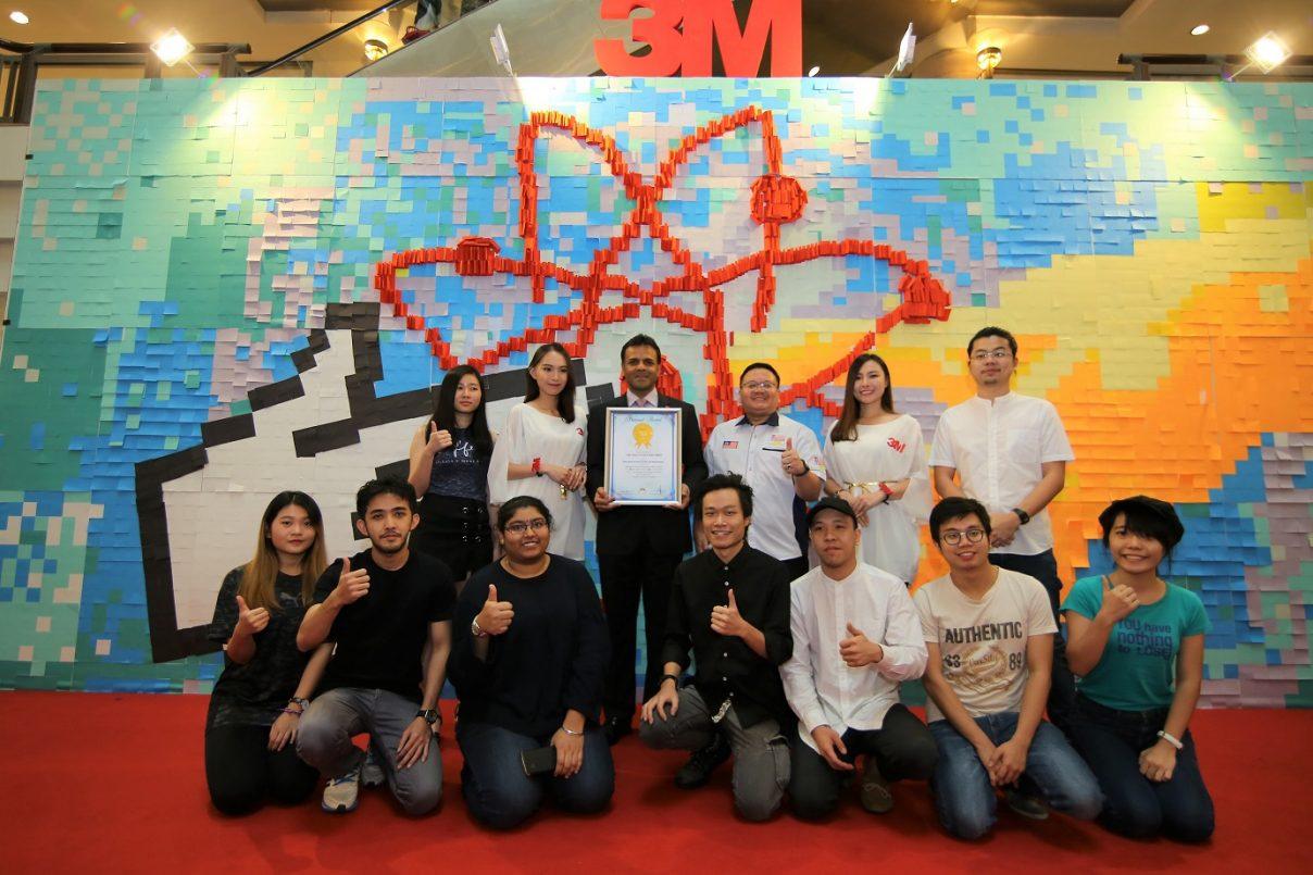 3M Malaysia Meraikan Sains dan Inovasi selama 50 Tahun