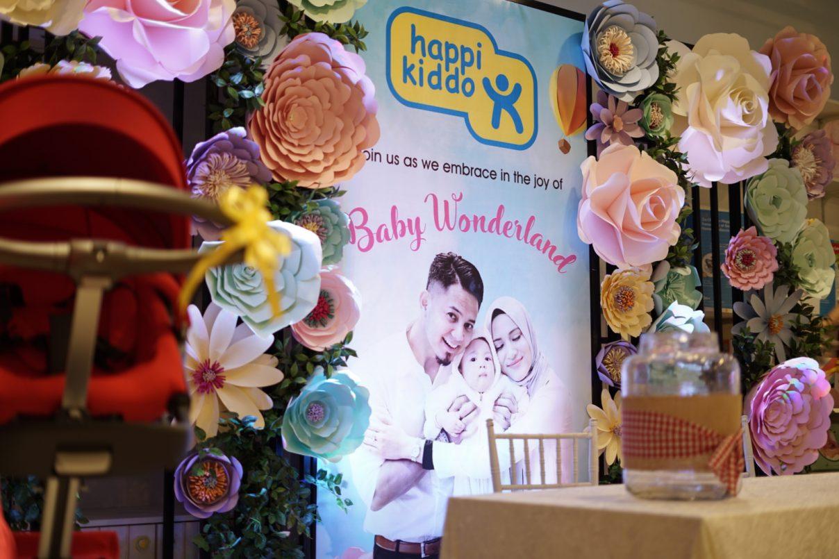 Happikiddo Anjurkan Baby Shower Mega Bersama Selebriti