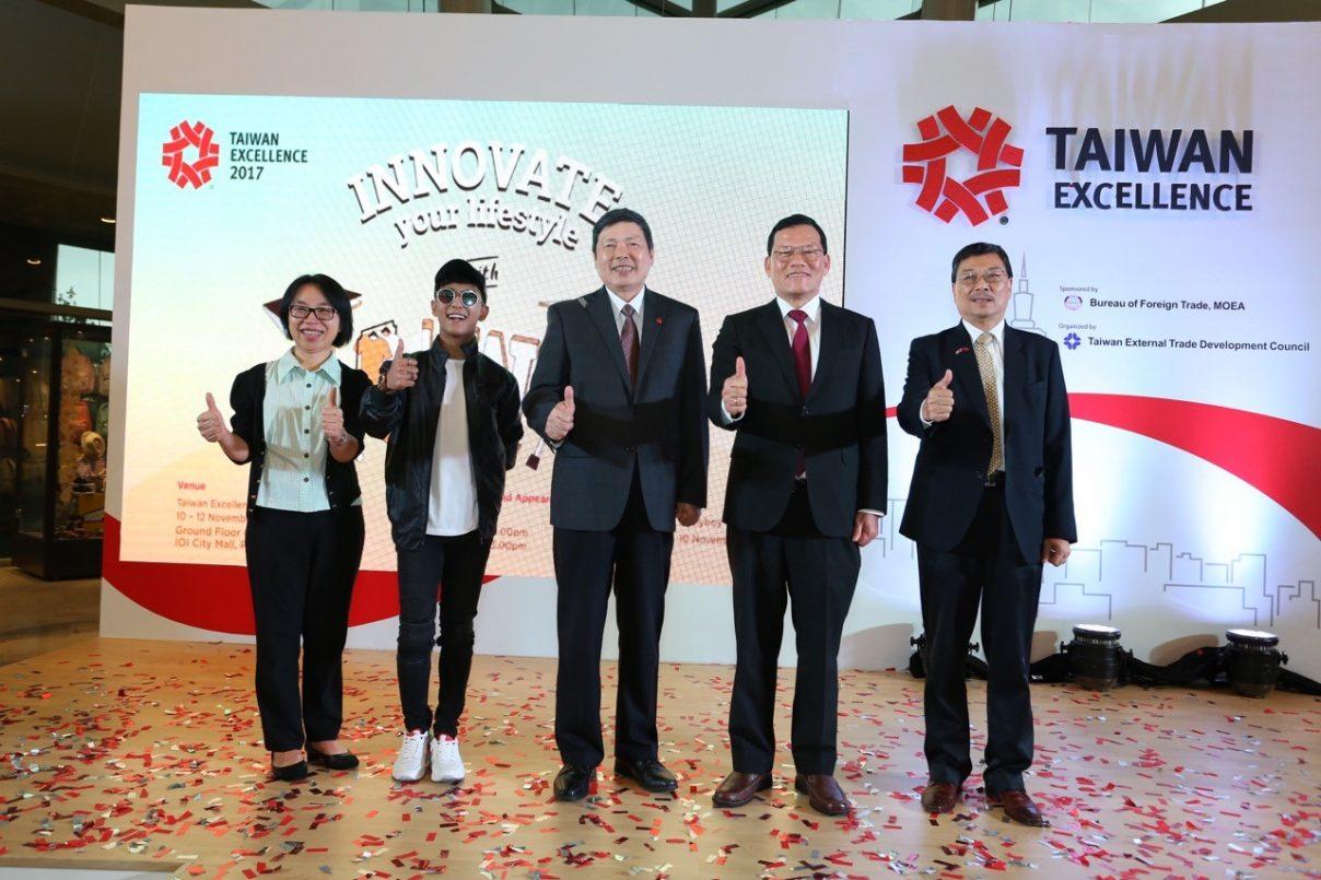 Taiwan Excellence Pavilion Edisi ke-2 di IOI City Mall Putrajaya