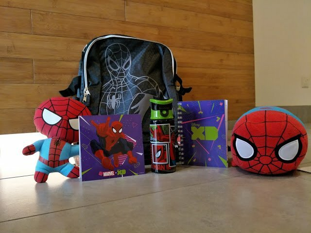 Pertandingan Bergambar -The Spider-Man di 1 Utama Shopping Mall