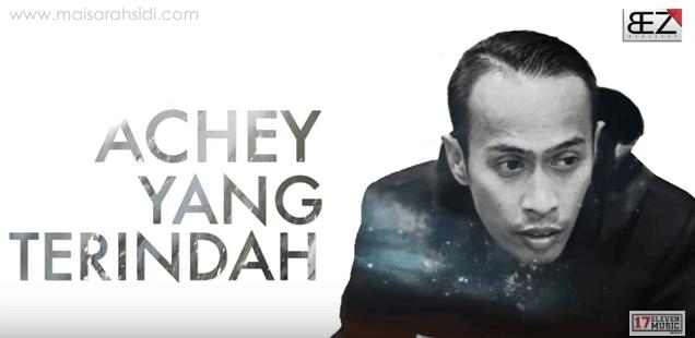 Yang Terindah Nyanyian Single Achey Trending di #11