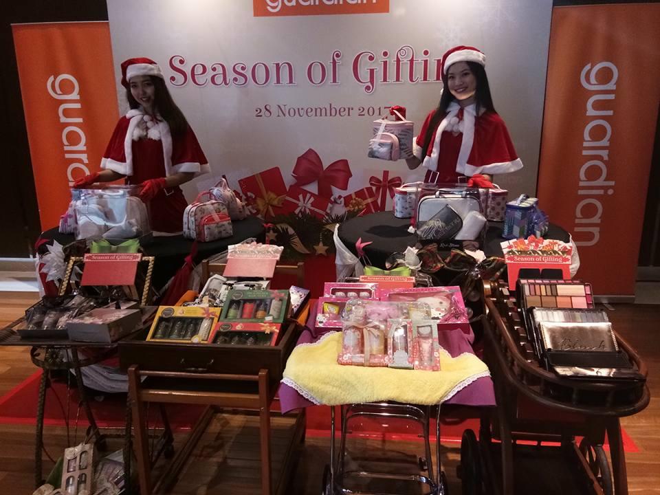Dapatkan Set Hadiah Ekslusif Dari Guardian Menjelang Krismas 2017