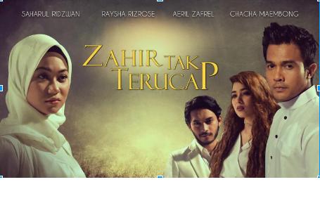 Zahir Tak Terucap, Jadi Pertama Menonton di tonton First Pada 20.12.17