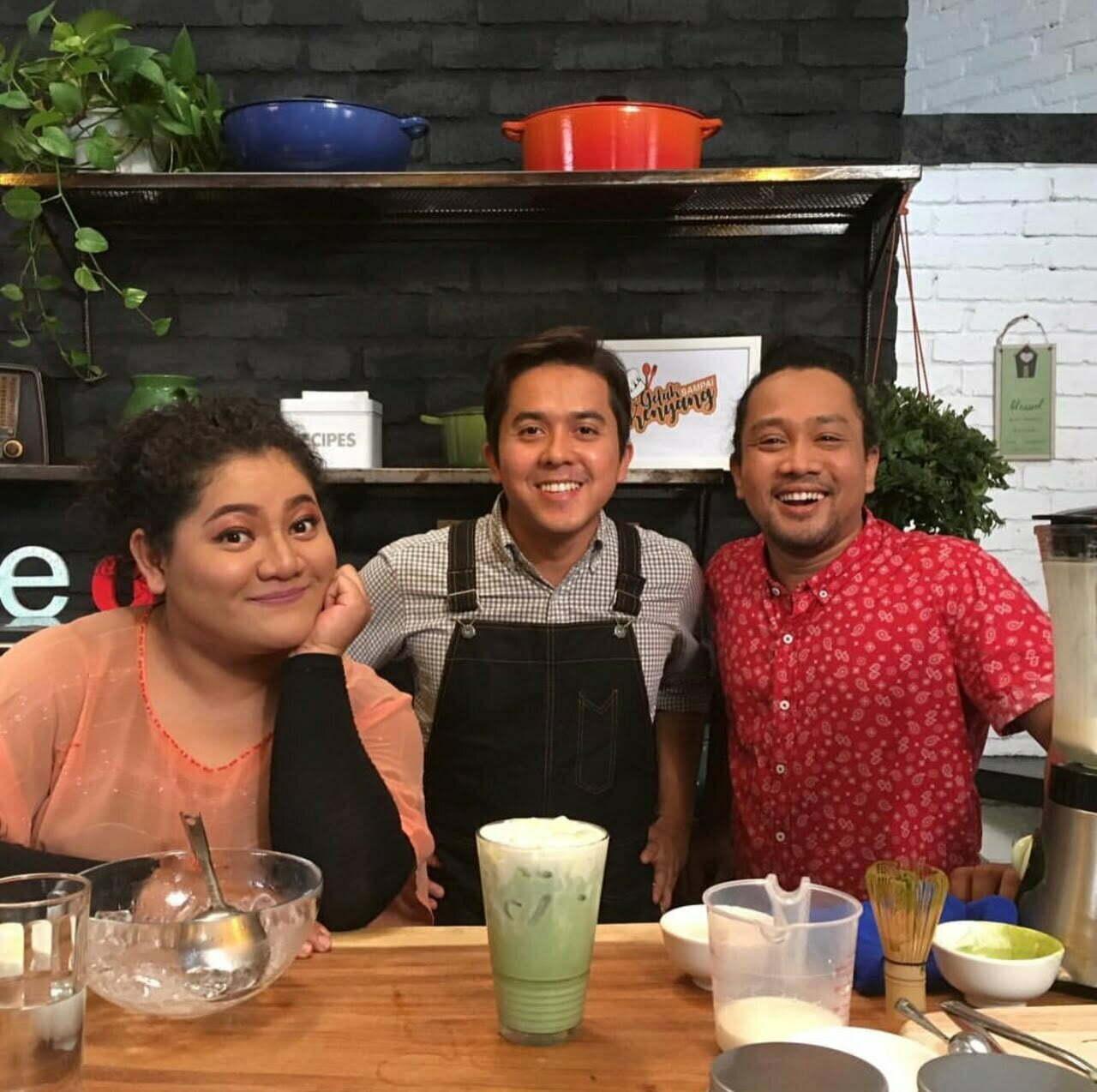 Gelak Sampai Kenyang Bersama Anas Ridzuan, Najwa P. Ramlee & Bob-T di TV1