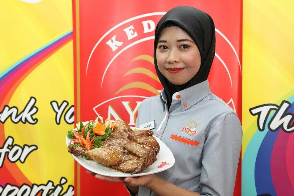 Golden Sesame Roster & Buku Masakan Mutiara Johor Corp Dari Ayamas
