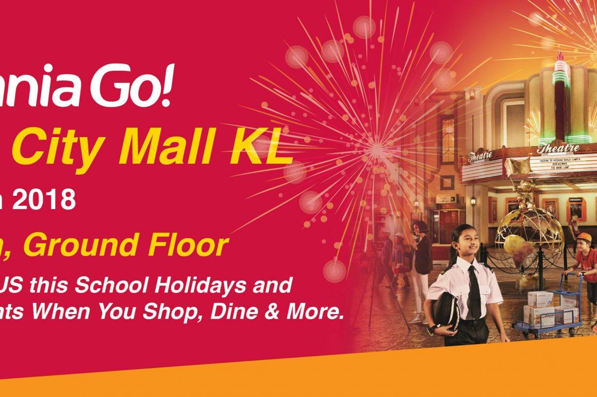 KidZania Go! Kini Di Quill City Mall Dari 19 Mac- 25 Mac 2018