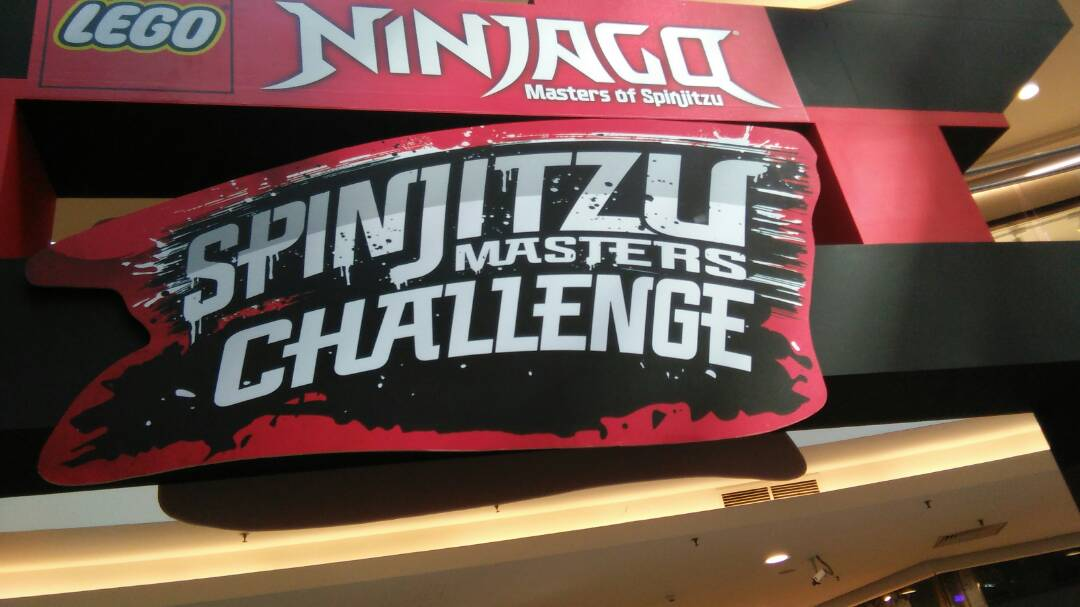 LEGO® Brings The Masters of Spinjitzu During School Holiday Break At MidValley