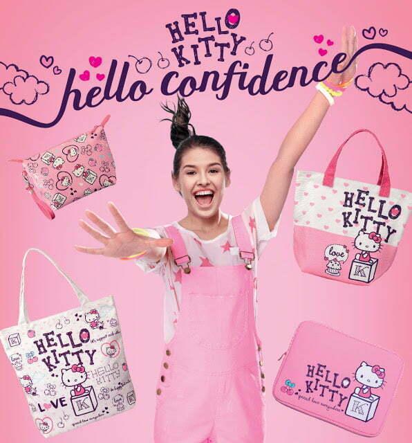 Hello Kitty Hello Confidence Dari Guardian Sempena Hari Wanita